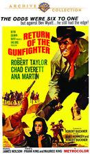 Return Of The Gunfighter [New DVD] Manufactured On Demand, Full Frame, Mono So