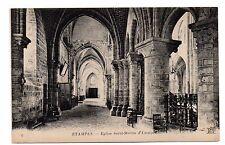 91 - cpa - étampes - The church St Martin (C4057)