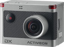 Activeon DX 1080p Full HD Action Camera 12MP w/ Waterproof Casing