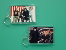 MOTLEY CRUE - Tommy Lee - with 2 Photos - Designer Collectible GIFT Keychain 01