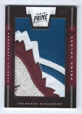 "2011-12 PANINI PRIME ""PRIME COLORS PATCH"" GABRIEL LANDESKOG RC #D 6/8 SICK PATCH"