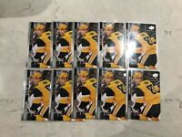 2020-21 UPPER DECK SERIES  2 SIDNEY CROSBY BASE CARD  LOT 10