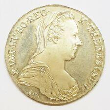 Thaler refrappe Marie Thérèse 1780 X Argent