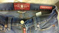 Lucky Sofia Skinny Blue Stretch Denim Jeans sz 0/25 Regular 30 Inseam