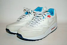 Nike Shoes Men's Air Max 1 Fb 579920-002 Beige-white Meterial Synthethic UK 5.5