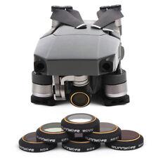 6Pcs CPL Polarizer ND4 ND8 ND16 ND32 UV Filter Lens FPV for DJI Mavic Pro RC584