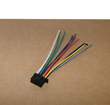 NEW WIRE HARNESS FOR PIONEER DEH-S5100BT DEHS5100BT FREE FAST SHIPPING