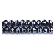 12 mm 0003 10 Cuentas checas de vidrio Fuego Pulido De Cristal