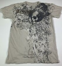 Archaic By Affliction Men's Graphic Shirt Size Medium