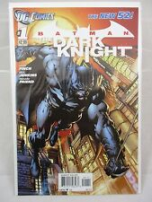 Batman The Dark Knight The New 52 #1 First Printing Comic Book DC November 2011