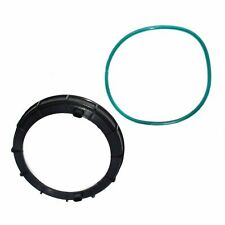 FUEL TANK PUMP LOCK SEAL COVER AND O RING PEUGEOT 206, 207, 208, 307  9633283880