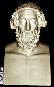 Homer Greek non Garden Italian Sculpture Statue Ornament Art figurine Home Decor