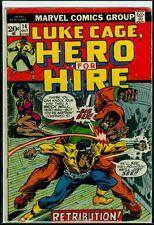 Marvel Comics LUKE CAGE HERO For HIRE #14 VG 4.0