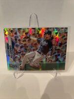 2020 Topps Chrome Baseball Austin Meadows Silver