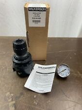 "Wilkerson R26-04-000 H16 Pressure Regulator 0-125PSI Out, 300PSI In 1/2"" NPT  VQ"