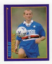 figurina MERLIN KICK OFF 1998/99 NUMERO 168 SAMPDORIA ZIVKOVIC