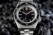 Borealis Olisipo Black Date Miyota 9015 Diver Watch 300m