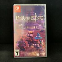 For the King (Nintendo Switch) BRAND NEW / Region Free