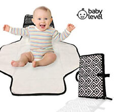 Portable Baby Changing Pad & Diaper Changing Station with Foam Pillow | Travel W