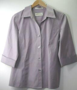 Orvis Womens Girls Ladies Shirt / Blouse - Size 10 - Wrinkle Free Fabric