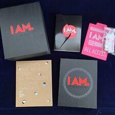 SMTOWN I AM Full Box Set Album Dvd Book Pass Kpop Snsd Exo Fx Bts Suju Shinee