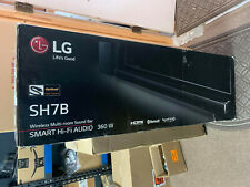 LG SH7B 4.1 Channel Home Theater System