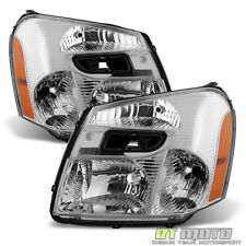 2005-2009 Chevy Equinox SUV Headlights Headlamps Replacement Left +Right 05-09