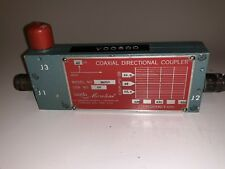 Narda  Microwave Microline RF Coaxial Directional Coupler model 2621A