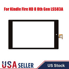 For Amazon Kindle Fire HD8 8th Gen L5s83a Touch Screen...