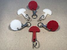 3ShoppingTrolley Keys/3 rings,3Trolley Tokens/3 lobsterclasps per pack Free Post