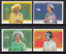 Papua New Guinea 2000 Queen Mother's 100th birthday