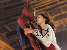 Autographed Kirsten Dunst 8x10 Spiderman