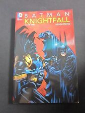 Batman Knightfall Volume Three Knightsend Paperback USED