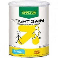 Appeton Nutrition 900g Weight Gain Adult Vanilla Flavor Free Shipping