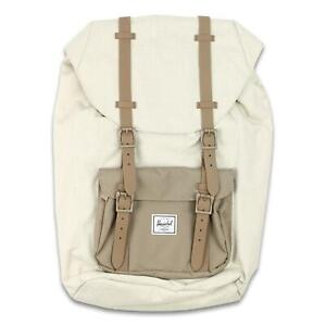 Herschel Little America Mid-Volume 17L Backpack Overcast X Pine One Size New