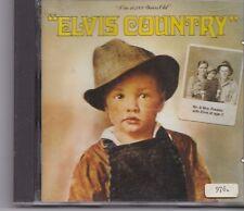 Elvis Presley-Country cd album