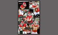 Kansas City Chiefs BIG CHIEFS 1998 POSTER - Derrick Thomas, Rison, Tony Gonzalez