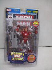 2004 Marvel Legends Series VII Iron Man