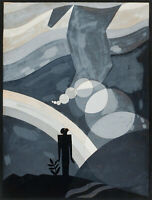 The Creation : Aaron Douglas : 1927 : Archival Quality Art Print