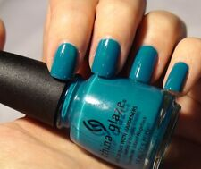 CHINA GLAZE nail lacquer polish with hardeners in 650 shower together - 14ml