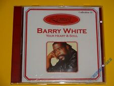 *CD* Barry White - Your Heart And Soul * MCPS *