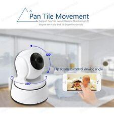 HD 720P WIFI WIRELESS IP CAMERA Mega Pixel HD H.264 IR-Cut audio