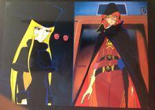 Albator/galaxy express999/Leiji Matsumoto lot 8 affiches vintage manga