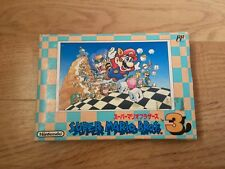 Super Mario Bros. 3 Nintendo Famicom NTSC-J Japan Import
