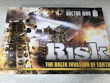 Doctor Who-riesgo: la invasión de tierra Dalek Juego de Mesa, Sellado