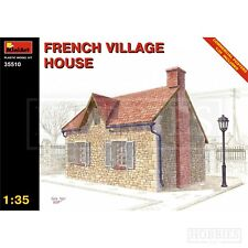MiniArt 35510 1 35th Scale French Village House