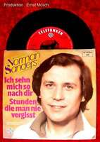 Single Norman Sanders: Ich sehn mich so nach Dir