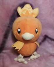"Pokemon Torchic Plush Stuffed Animal Toy - 2004 Hasbro - 12"" Tall"