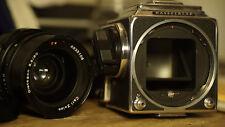 Hasselblad 500C/M Medium Format SLR  w RARE 60mm f/3.5 T* CF lens ($2000 value!)