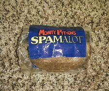Monty Python SpamAlot Sealed Ny Broadway Coconuts from start of run Holy Grail!